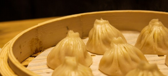 Salted Egg Xiao Long Bao (P238) | Fat Fook Manila