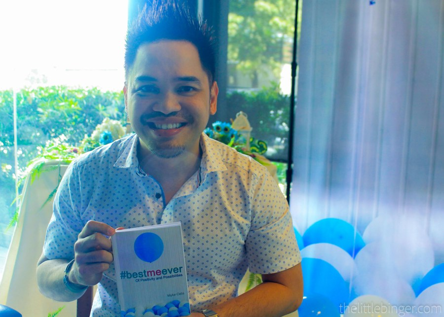 Have your fill of inspiration in Myke Celis' #BestMeEver