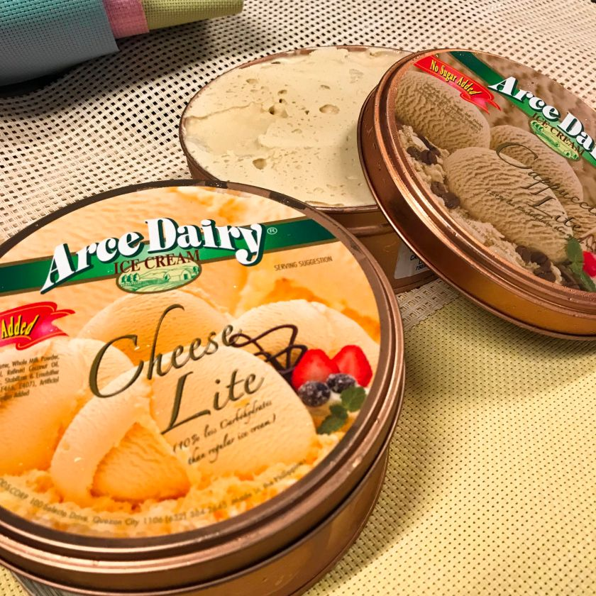 Arce Dairy Lite is a Keto-friendly dessert!
