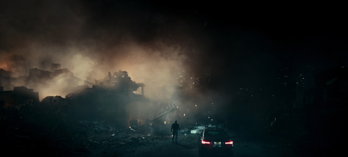 The Cloverfield Paradox surprises fans on Netflix.