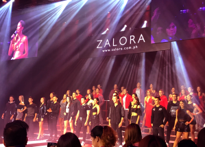 This year's Century Tuna Superbods Ageless finalists strut their stuff in Zalora outfit.