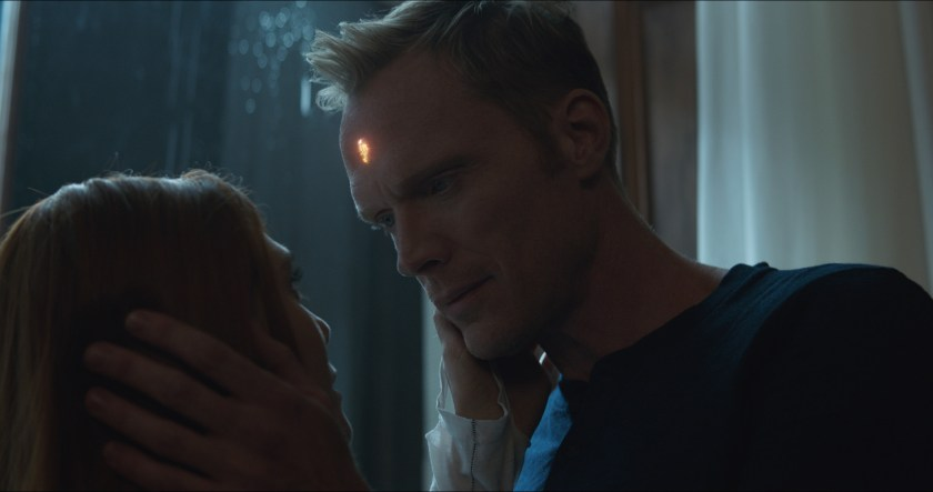 Scarlet Witch and Visions shares a love like no other in Avengers Infinity War. | Credits: Marvel Studios