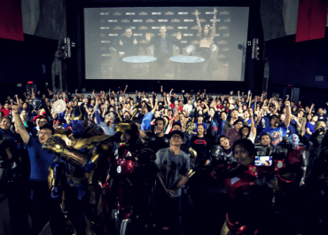 marvel fan event infinity war