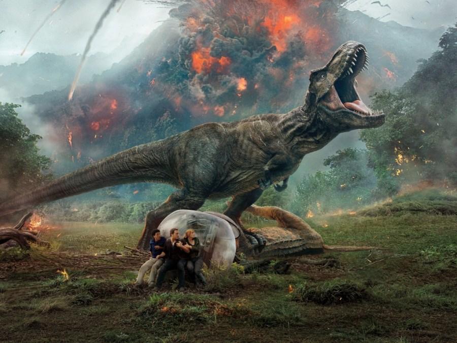 Jurassic World: Fallen Kingdom Roars Earlier in the PH
