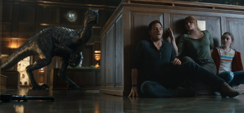 Hide and Seek for your life in Jurassic World: Fallen Kingdom!