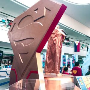 """'S"""" it stands for Hope. #Superman80thPH"""