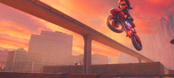Elastigirl shines the brightest in The Incredibles 2.