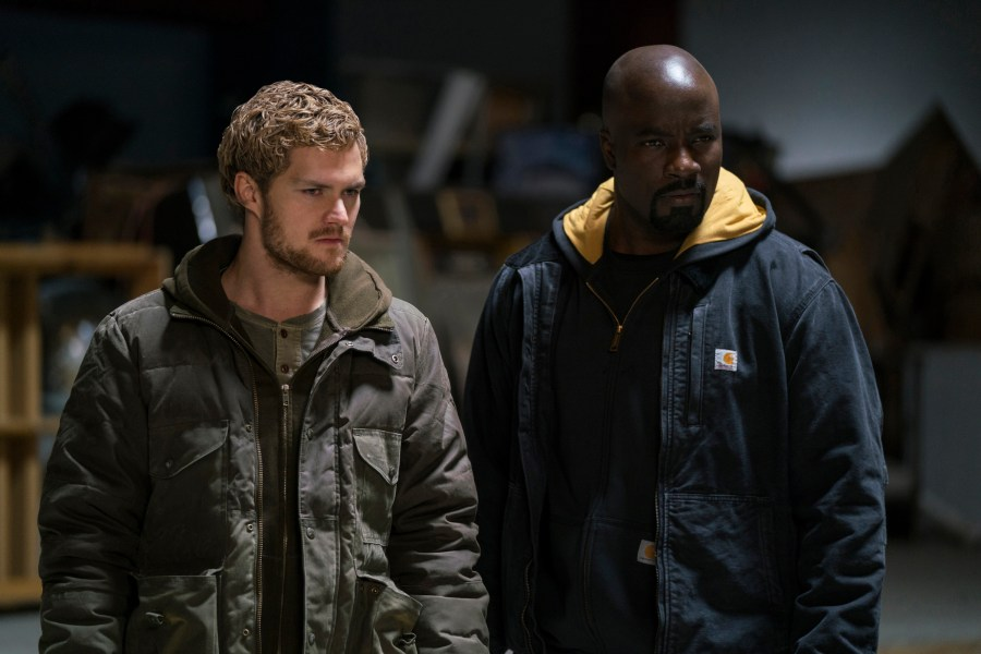 Marvel's The Defenders Luke Cage and Iron Fist joins Netflix panel in APCC 2018.