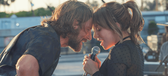 Lady Gaga and Bradley Cooper shines in A Star is Born.   Credit: Warner Bros Pictures