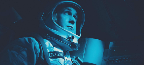 Ryan Gosling is Neil Armstrong in First Man. | Credit: United International Pictures