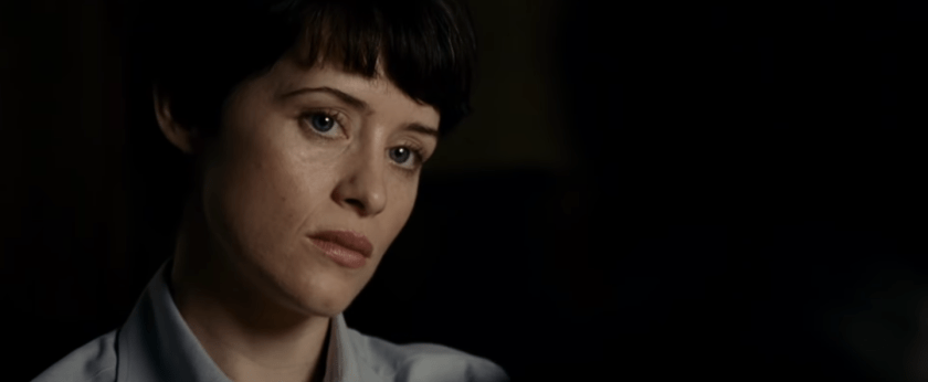 Claire Foy steals the spotlight in First Man. | Credit: United International Pictures