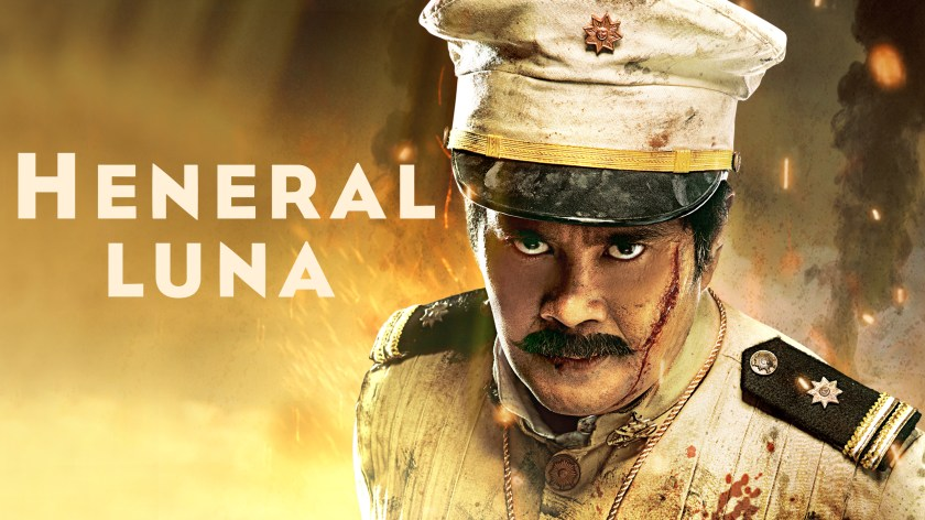 Feel the wrath of Heneral Luna on Netflix