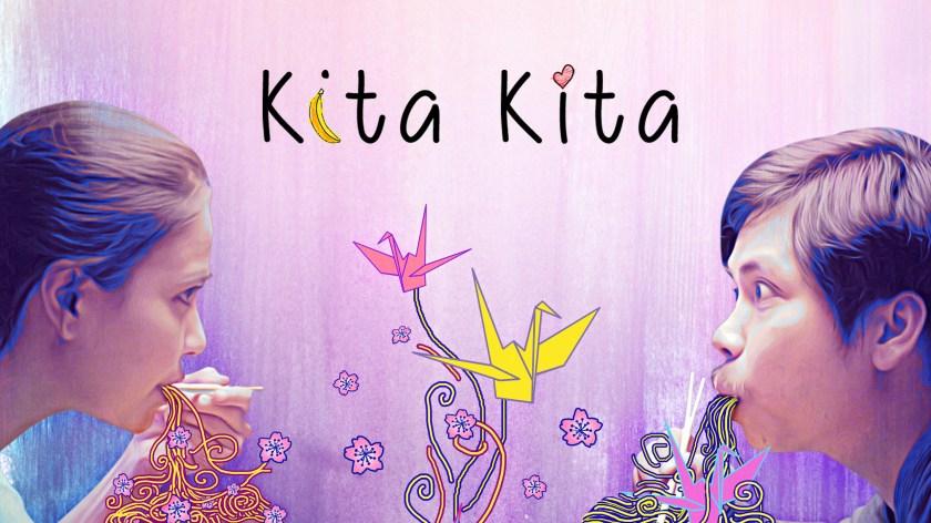Feel the kilig in Kita Kita on Netflix