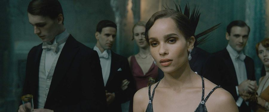 Zoe Kravitz is the mysterious Leta Strange in Crimes of Grindelwald. | The Little Binger | Credit: © 2018 WBEI Publishing Rights © J.K.R. TM WBEI