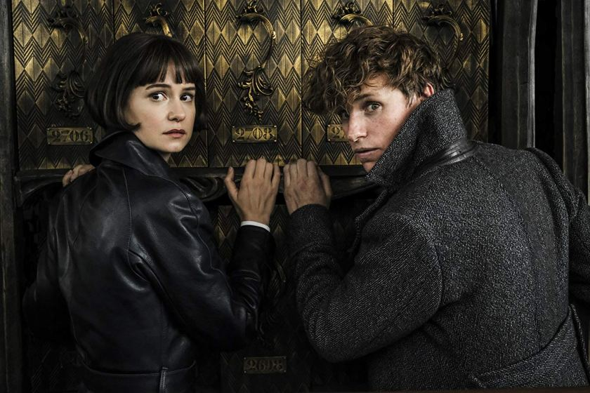 Tina and Newt embarks on a journey to stop Grindelwald's mischievous plans | The Little Binger | Credit: © 2018 WBEI Publishing Rights © J.K.R. TM WBEI