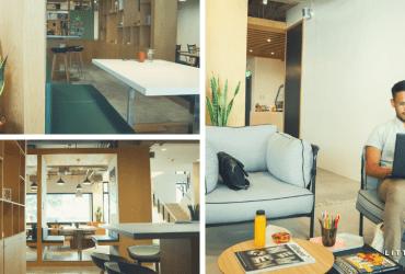 Spaces Makati | The Little Binger