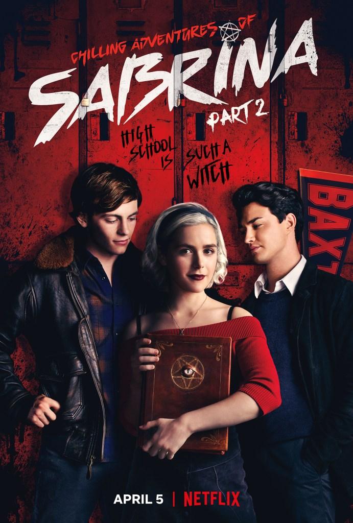Chilling Adventures of Sabrina Part 2   The Little Binger   Credit: Netflix