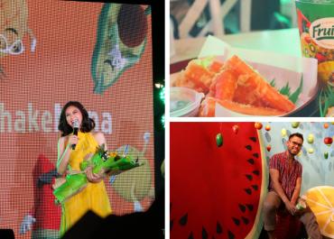 Hot Summer? Let's Fruitas Shake Muna! | The Little Binger