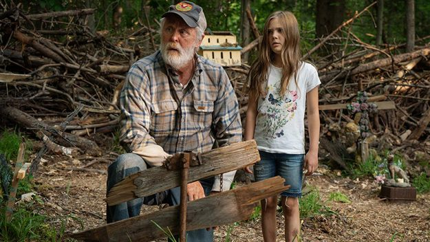 John Lithgow as Jud in Pet Sematary   The Little Binger   Credit: United International Pictures