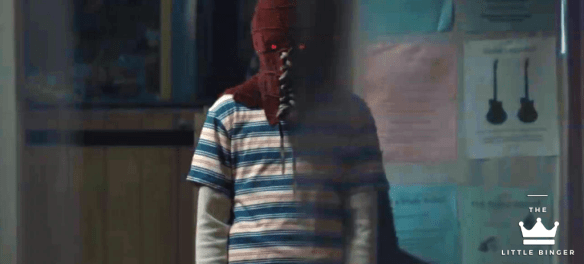 brightburn the little binger