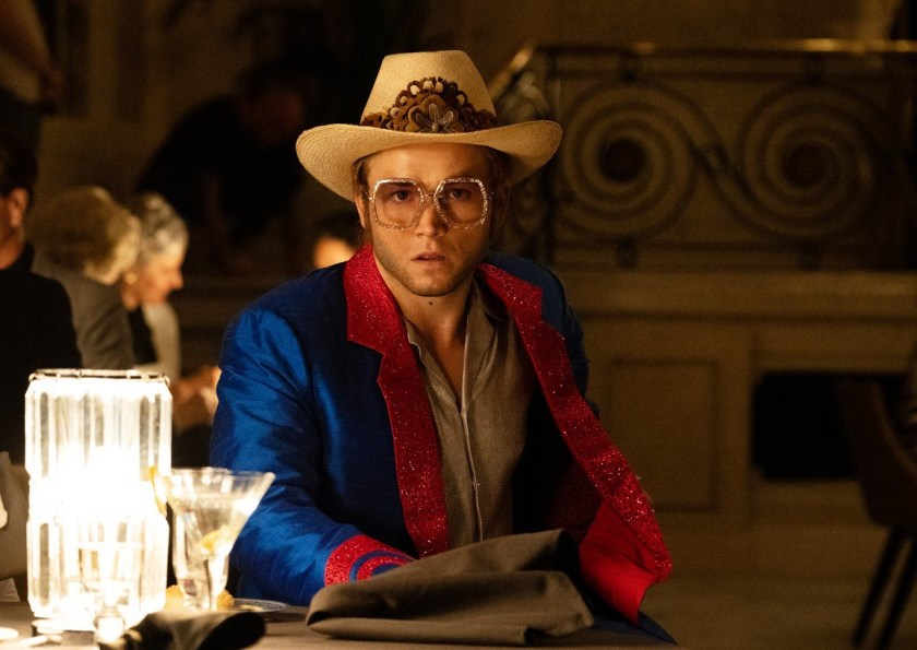 Taron Egerton is a revelation in Rocketman