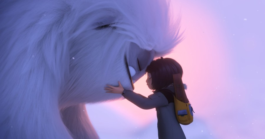 Meet unexpected friends in Abominable. #AbominableMoviePH   The Little Binger   Credit: DreamWorks Animation/Pearl Studio