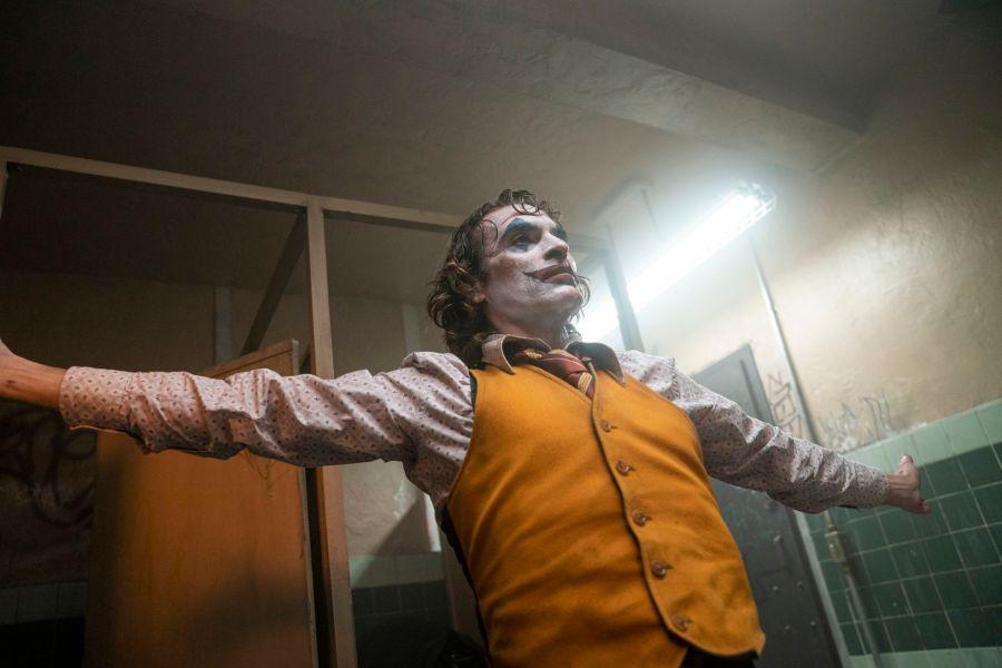 Joker is the monster that we created.   The Little Binger   Credit: Warner Bros. Pictures