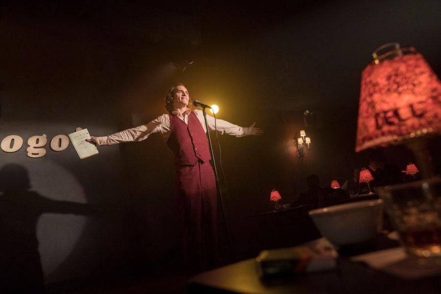 Joaquin Phoenix shines in Joker.   The Little Binger   Credit: Warner Bros. Pictures