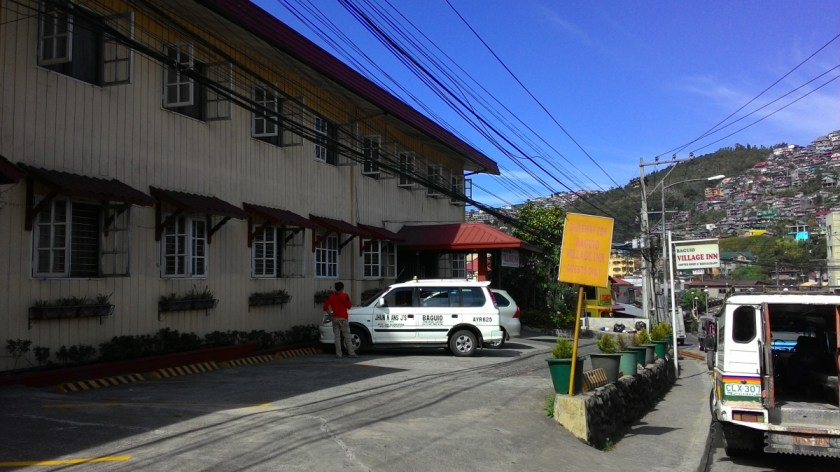 Stay at the Baguio Village Inn - Solo Backpacking in Baguio City - The Little Binger