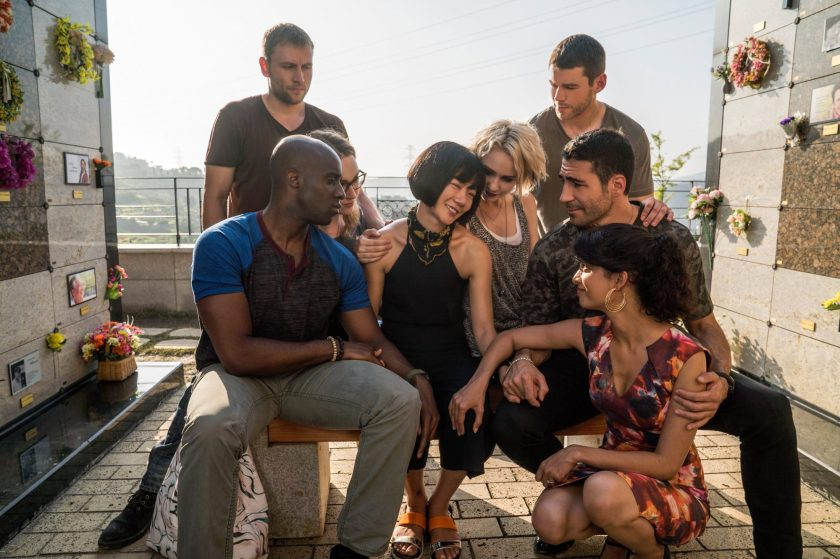 Sense 8 | 5 Netflix Series To Watch During the Lockdown | The Little Binger