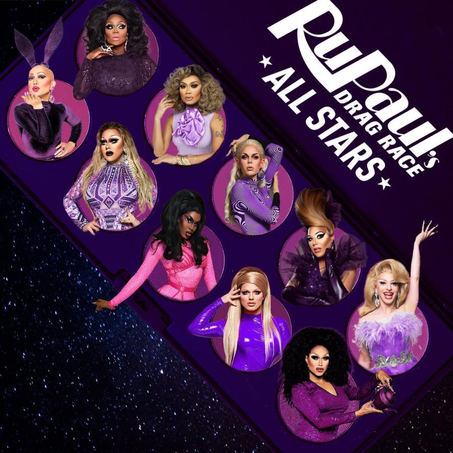 RuPauls Drag Race All Stars 5 | The Little Binger
