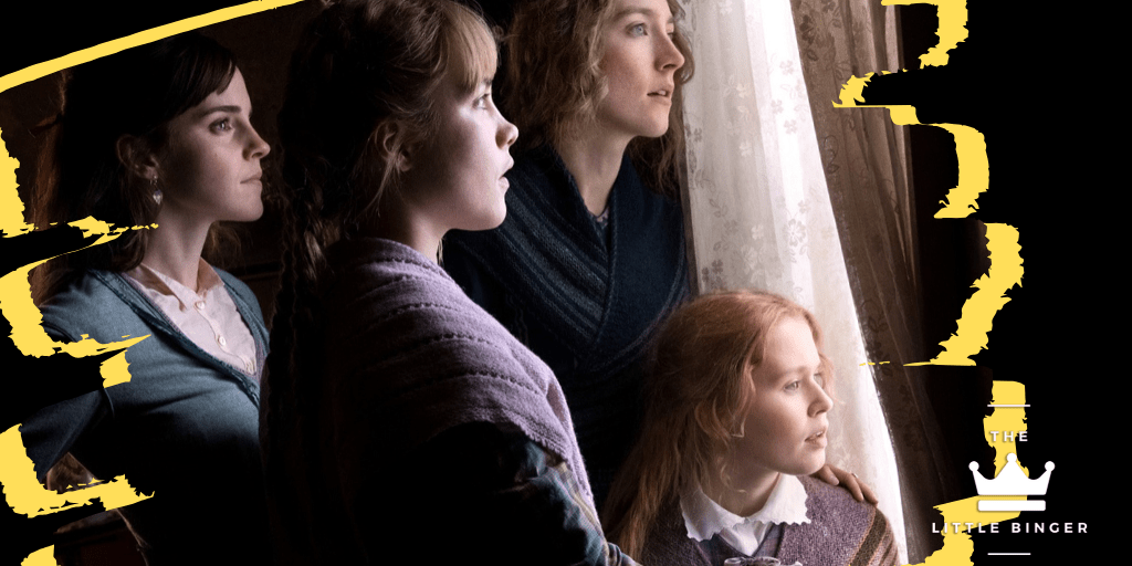 Fill your heart with warmth in LITTLE WOMEN. | The Little Binger | Credit: Columbia Pictures