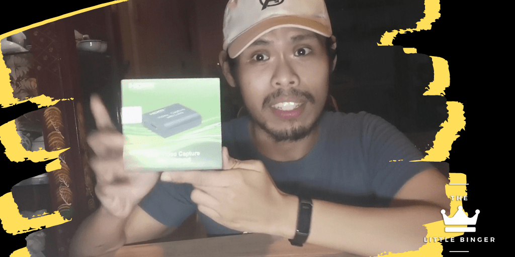 REVIEW: Budget Capture Card From Lazada | The Little Binger
