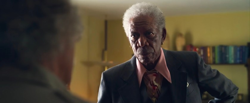 Catch Morgan Freeman in The Comeback Trail | LOOK: 'The Comeback Trail' is Action-Packed with De Niro, Freeman, and Jones | Credit: TBA Studios | The Little Binger