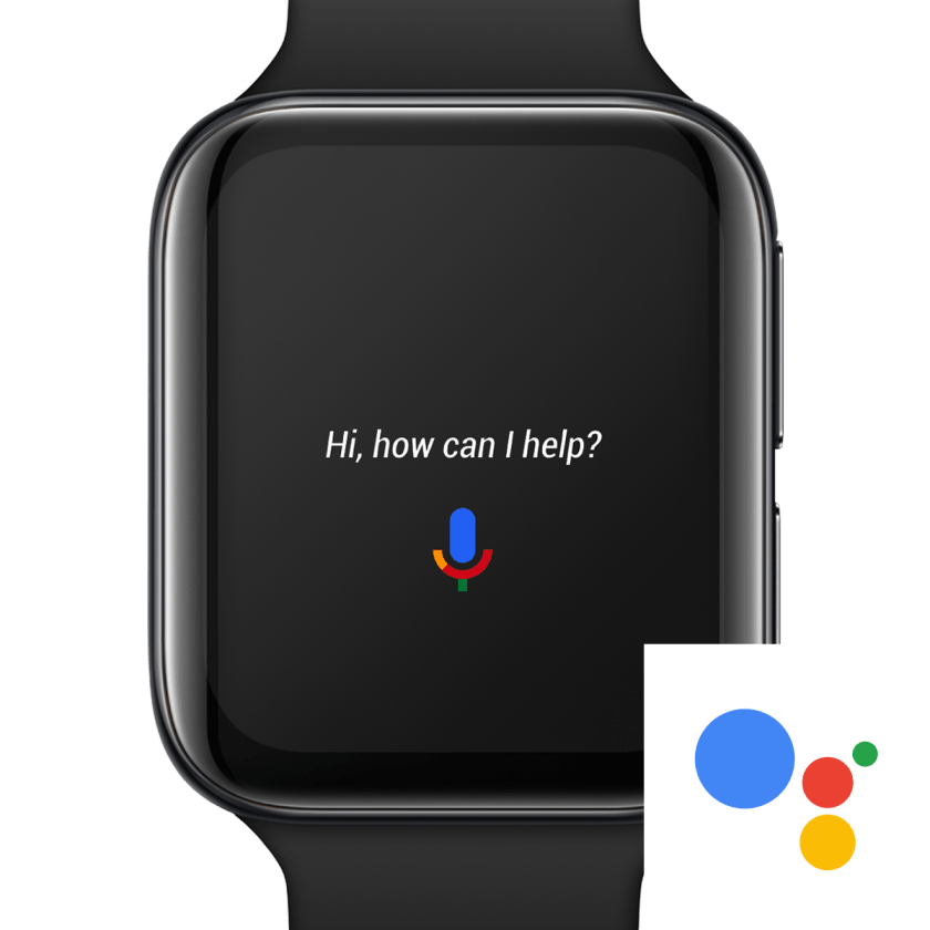 Google Assistant with OPPO Watch x Watch OS | The Little Binger