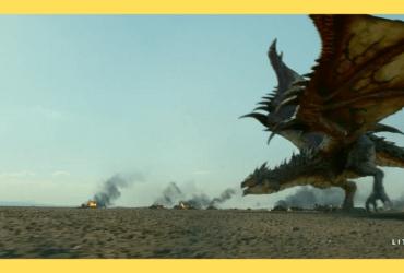 LOOK: MONSTER HUNTER Official Trailer Promises The Bigger, The Better!