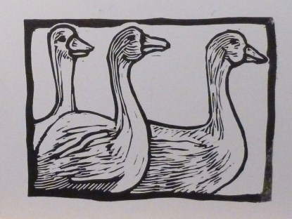 Goose, goosey