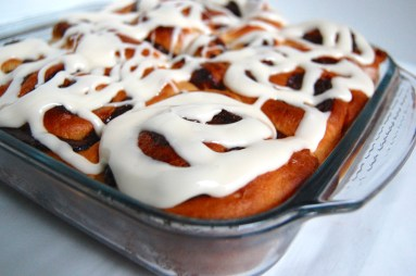 Cinnamon Rolls Part 2 | The Little Blue Mixer