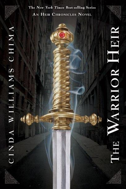 warrior heir cover full