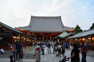 Along the side: O-mikuji