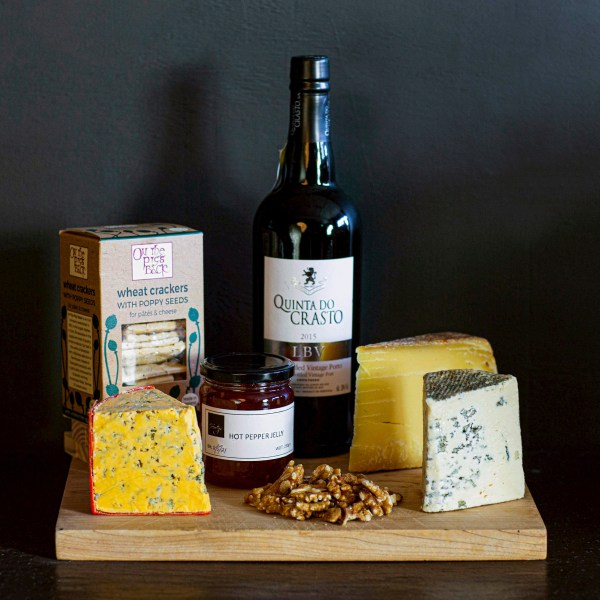 Port and Cheese