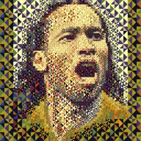 Tsevis Visual Design - Mosaic illustrations for South Africa 2010