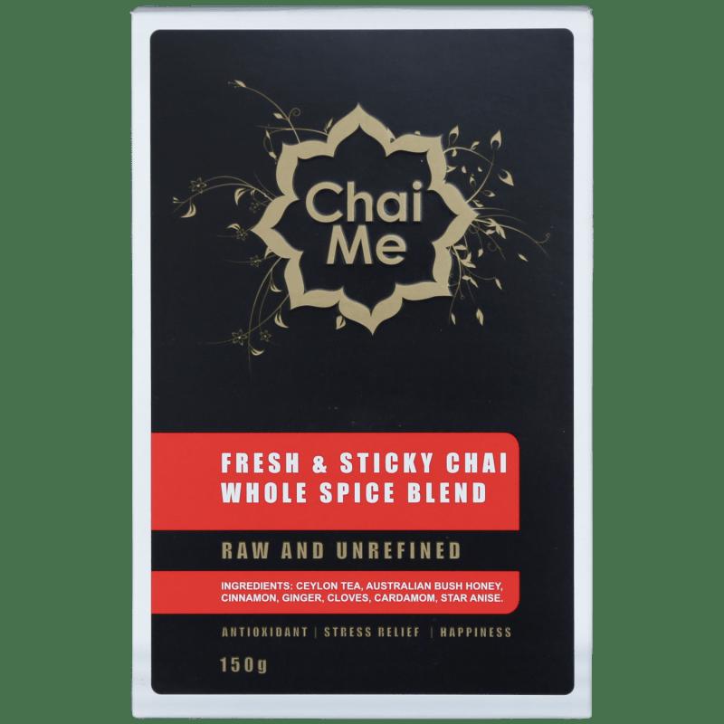 chai me fresh sticky chai