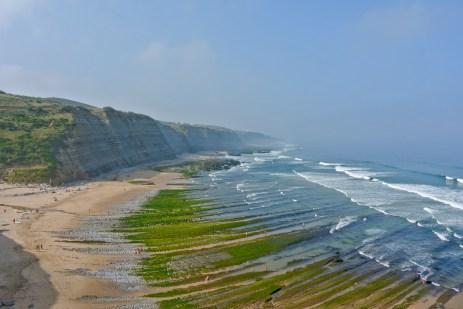 Low tide at Magoito