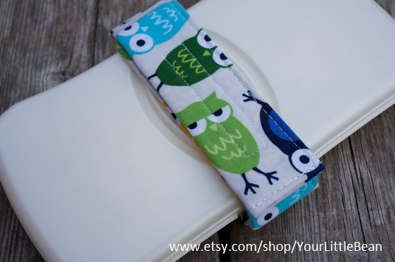 Diaper Strap from Your Little Bean Etsy shop