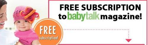 Babytalk Subscription