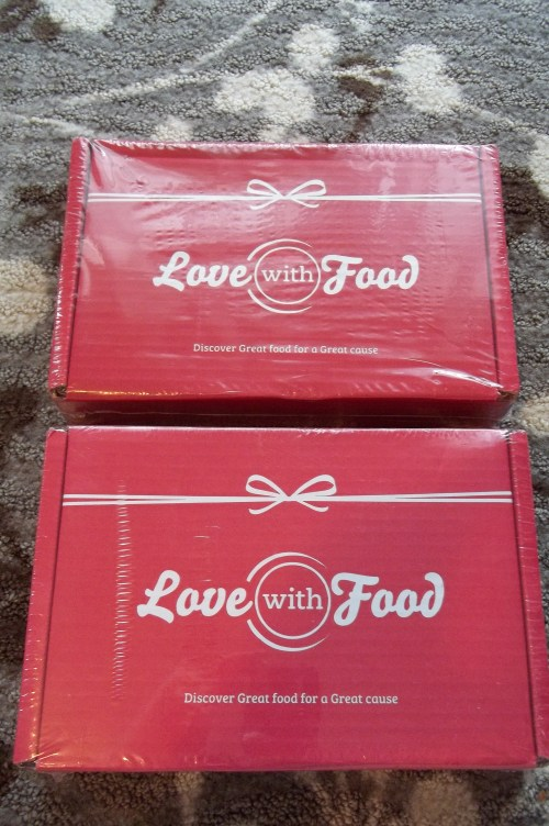 Love With Food {October} Box Review   ||  thelittledabbler.com