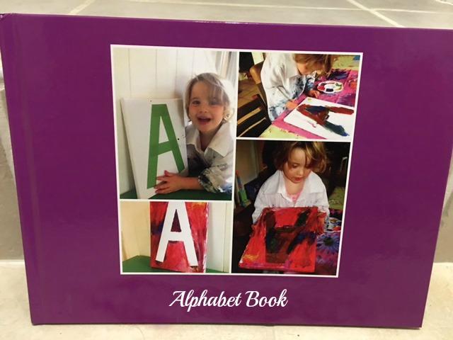 Alphabet Book - Cover
