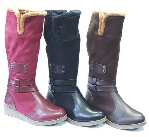 Buy Ladies Fur Boots Online