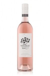Mirabeau classic rose wine